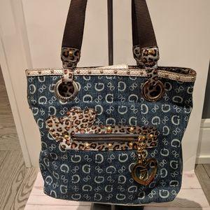 Guess handbag smaller shoulder woman